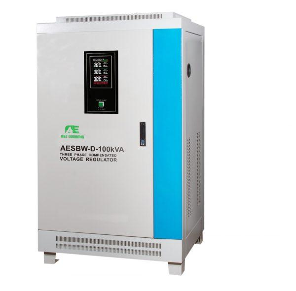 A&E 100KVA 3phase Servo Stabilizer (240-470)