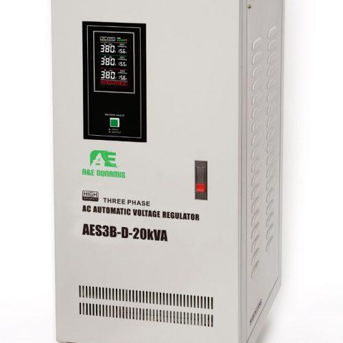 A&E 20KVA 3phase Stabilizer (240v-470V)