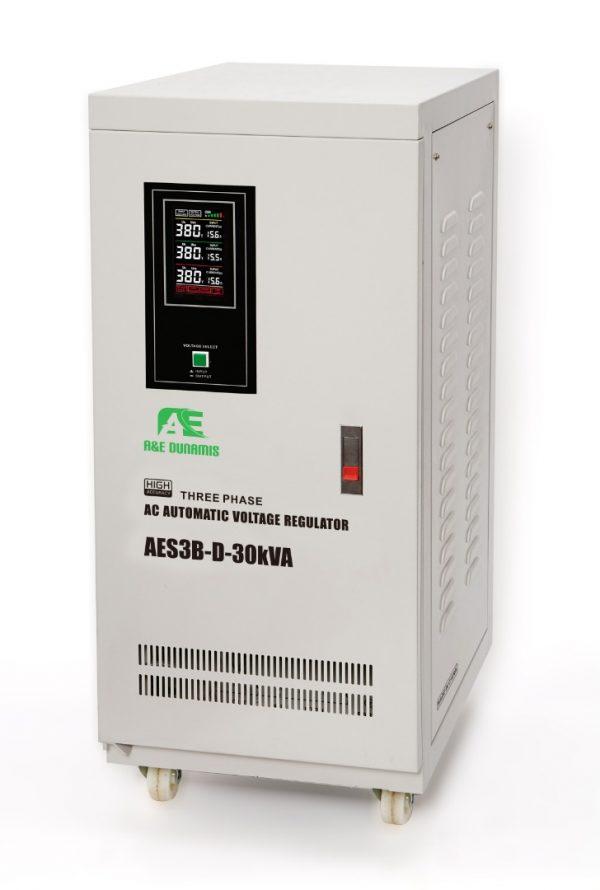 30KVA 3phase Servo Voltage Stabilizer (240V-470)