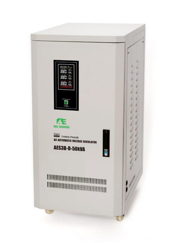 A&E 50KVA 3phase Servo Stabilizer (240-470)