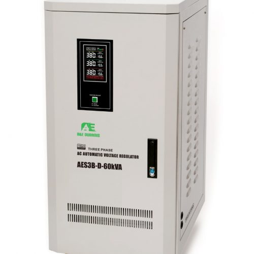 A&E 60KVA 3phase Servo Stabilizer (240-470)