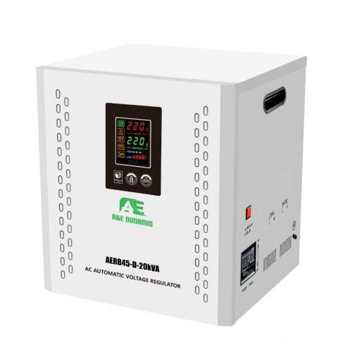 20KVA Relay Voltage Stabilizer (45V-250V)
