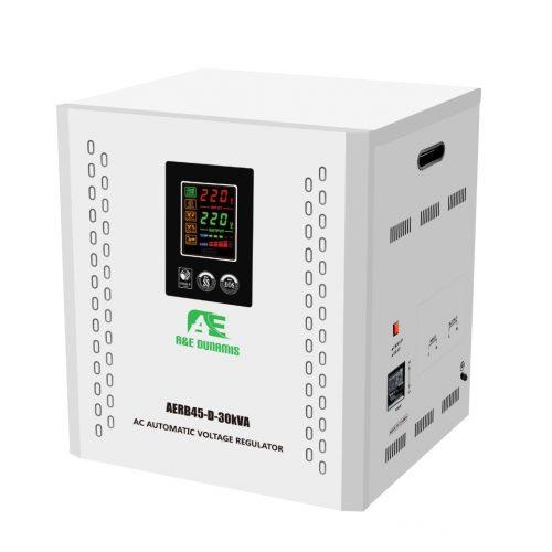 30KVA Relay Voltage Stabilizer (45V-270V)