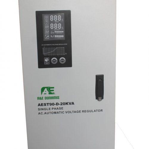 20KVA Single-phase Servo Voltage Stabilizer (90v-250V)