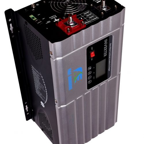 4KVA/48V Pure Sine Wave Inverter (TRANSFORMER BASE)