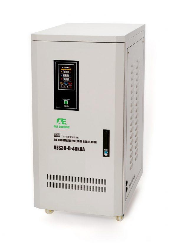 A&E 40KVA 3phase Servo Stabilizer (240-470)