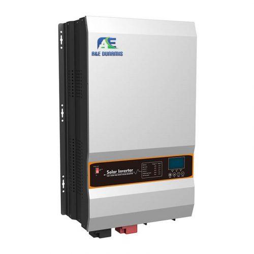 A&E 5KVA/48V Hybrid inverter with inbuilt 80ah MMPT charge controller