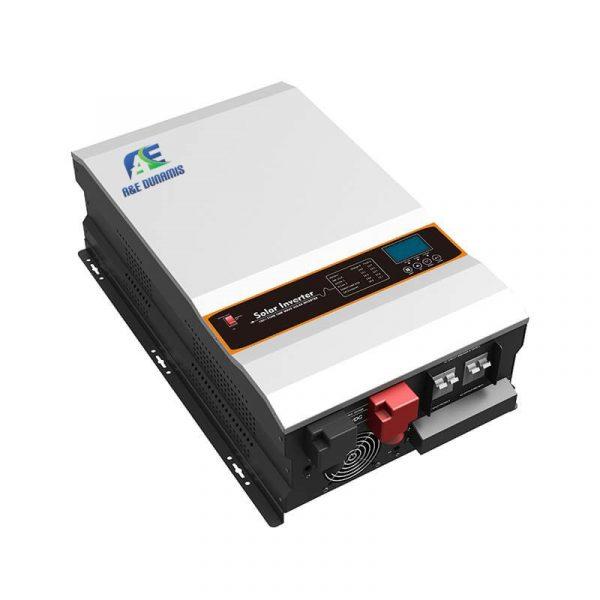 A&E 10KVA/48V Transformerless Hybrid Inverter with inbuilt 200am MPPT Charge Controller