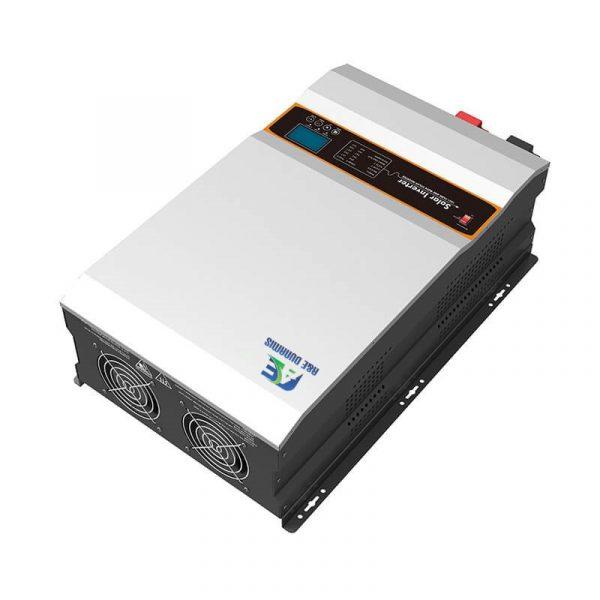 A&E 7.5KVA/48V Transformerless Hybrid Inverter with inbuilt 80am MPPT Charge Controller
